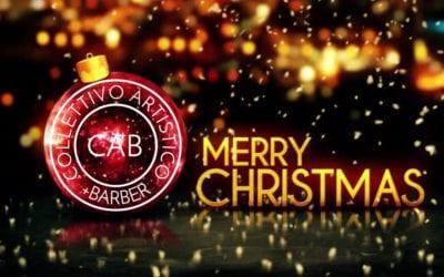 Buon Natale! da tutto lo Staff CAB PARRUCCHIERI